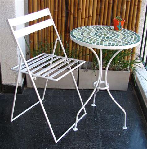 juegos de mesa y sillas para balcon y/o jardin | Mesas con ...