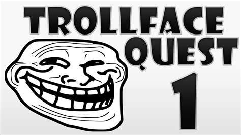 Juegos Random | Trollface Quest 1 | Maldito trol ...