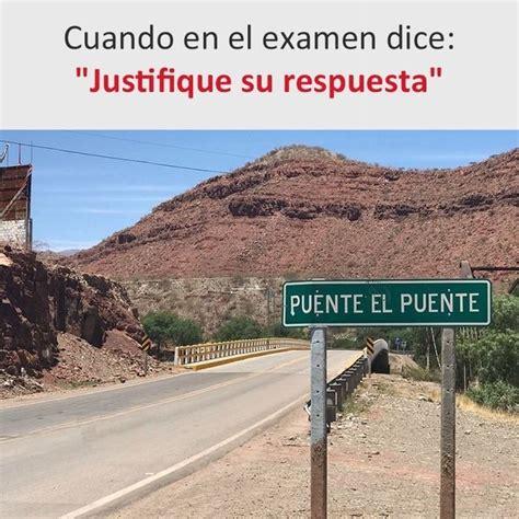 Justificando la respuesta  Memes en Español Latino ...