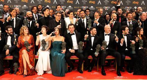 Justo triunfo de la ira en otra aburrida gala de los Goya ...