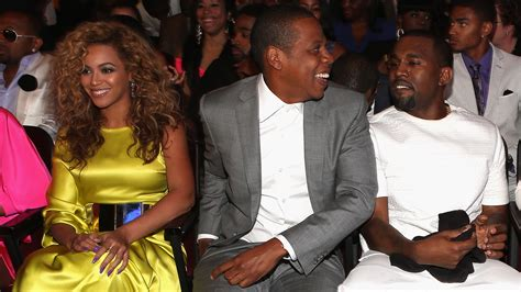 Kanye West Shades Beyonce and Jay Z on Instagram   StyleCaster