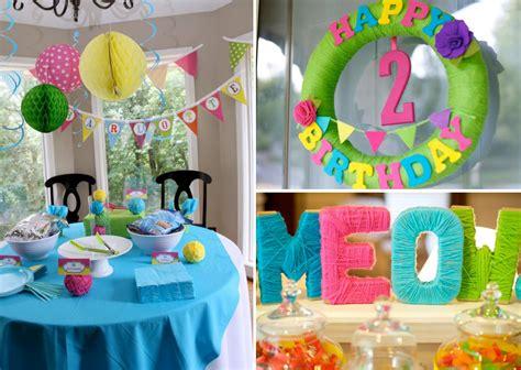 Kara s Party Ideas Cat + Kitty Themed 2nd Birthday Party ...