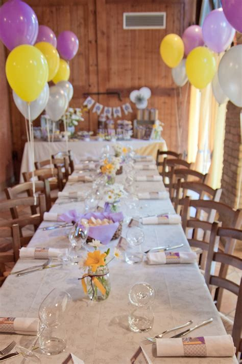 Kara s Party Ideas Rustic Berries & Wheat First Communion ...