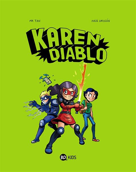 Karen Diablo   BD, informations, cotes