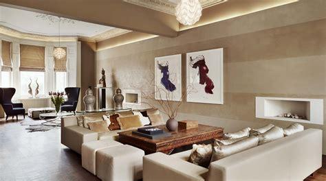 Kensington House | High End Interior Design | CH