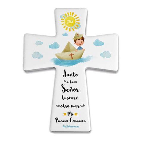 Kit de regalo para NIÑO   Primera Comunión  Junto a ti ...