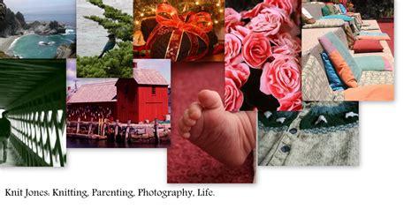 Knit Jones: Les Fleurs