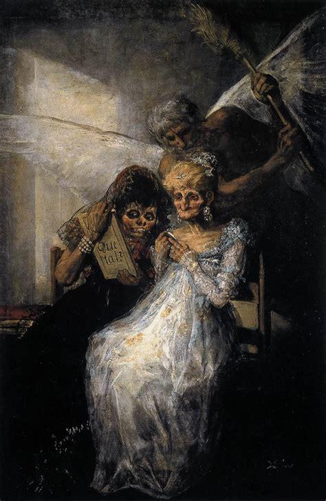 Konst och andra bilder: Francisco de Goya