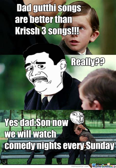 Krissh3 Songs Vs Gutthi Songa by adityamj07   Meme Center