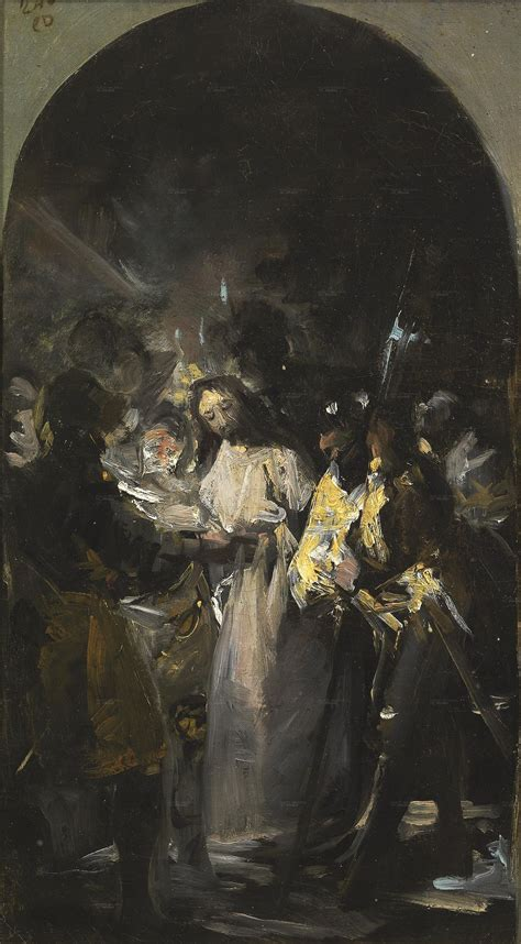 L Arrestation du Christ  Goya  — Wikipédia