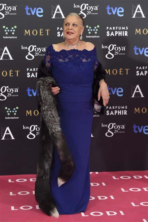 La alfombra roja de los Goya 2015 | Celebrities, Fiestas ...