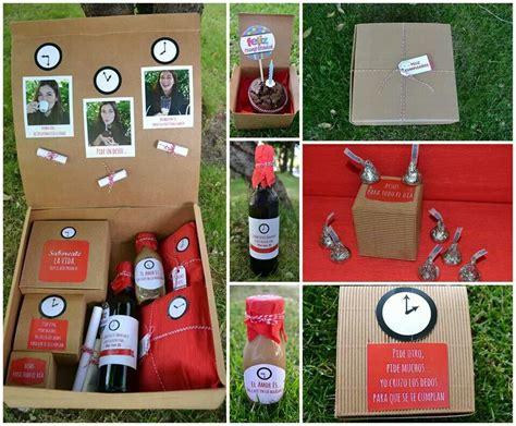 La caja de cumpleaños DIY   Sorpresas para tu pareja