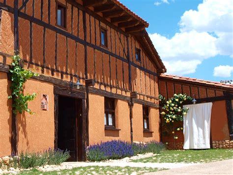 La Casa de Adobe, Hotel Rural, Cañón del Río Lobos, Soria.