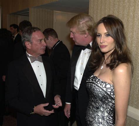 La evolución en fotos de Melania Trump: De los escotes ...