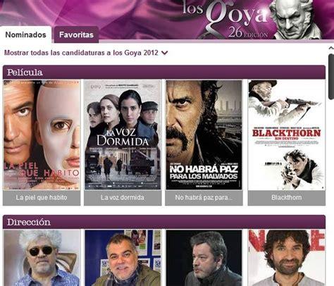 La gala de entrega de los Premios Goya, en directo en ...