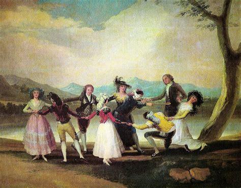 La gallina ciega  Goya    Wikipedia, la enciclopedia libre