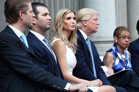 La hija de Donald Trump rompe el silencio tras los dichos ...