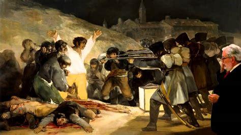 La lucha de los mamelucos y Los fusilamientos de Francisco ...