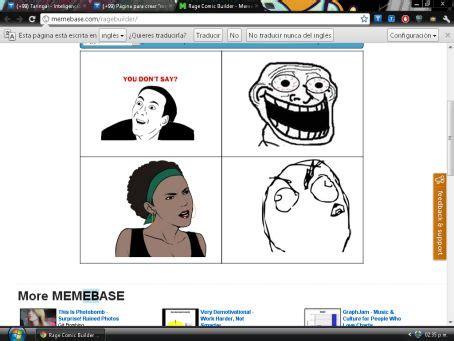 La mejor pagina para crear memes ! [Muy buena]   Hazlo tu ...