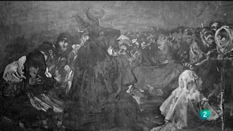 La mitad invisible   Las pinturas negras, de Francisco de ...