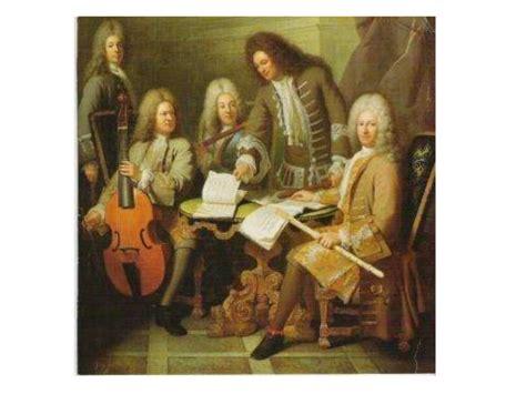 La música coral del periodo barroco
