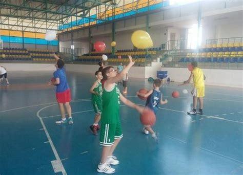La preparación física en el minibasket. :: BasketFormacion