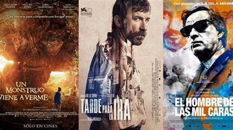 La quiniela de los Goya 2017: película, director y actores ...