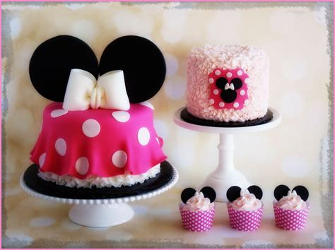 La Ratona Minnie Mouse Ideas para Cumpleaños | Imagenes de ...