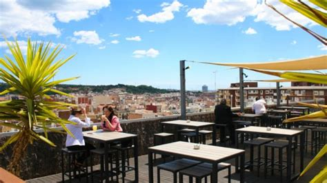 La terraza BCN Urban Club   Hotel Expo Barcelona in ...