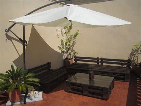 La terraza chill out de palets de Ivan y Anna : x4duros.com