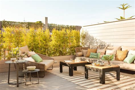 La terraza perfecta que conquistó a los dueños
