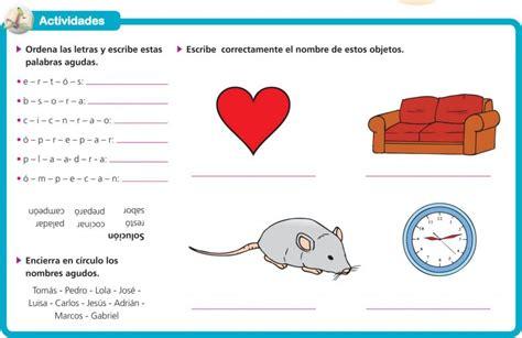 La tilde en las palabras agudas   Edicion Impresa   ABC Color
