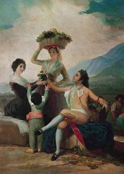 La Vendimia, Francesko de Goya   Puzzle trade.com