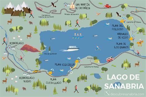 Lago De Sanabria Mapa | My blog