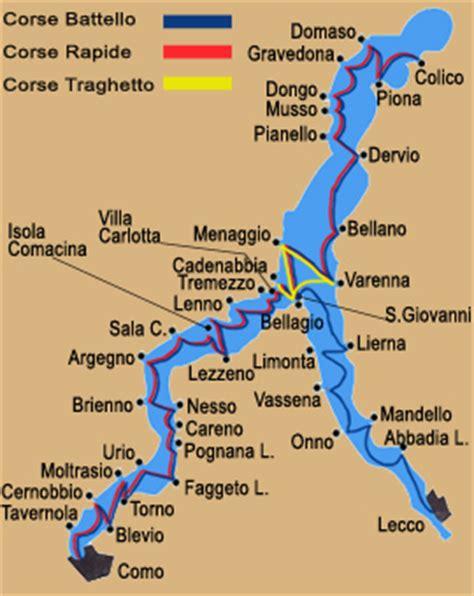 Lago di Como   Navigazione Lario