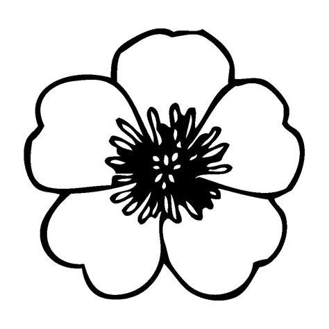 Laminas de flores para colorear