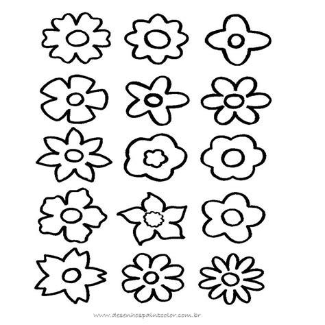 Laminas Para Colorear Coloring Pages Flores Para Pintar Y ...