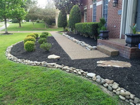 Landscaping Rock   Residential Archives   Franklin Stone ...