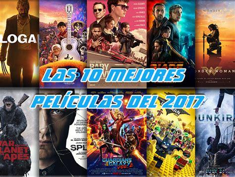 Las 10 mejores películas del 2017   El Vortex.com