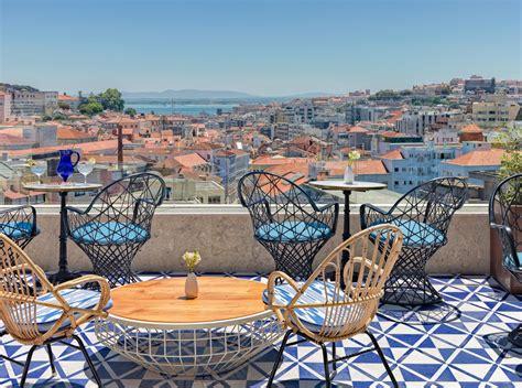 Las 10 mejores terrazas para disfrutar de Lisboa desde las ...