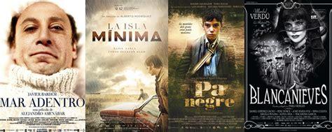Las 12 películas más premiadas en la historia de los Goya ...