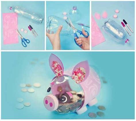 Las 25 mejores ideas sobre Alcancias Con Botellas en ...