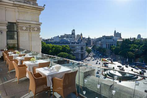 Las 25 mejores terrazas de Madrid para posturear | Bacchanal