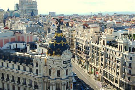 Las 5 mejores terrazas con vistas panorámicas de Madrid