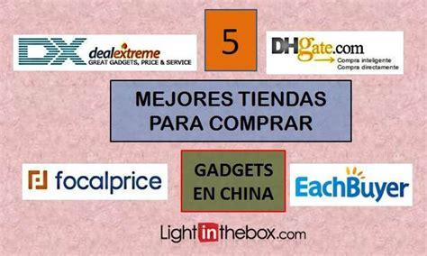 Las 5 mejores Tiendas para Comprar GADGETS en China ...