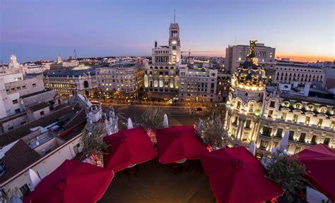 LAS 5 NUEVAS TERRAZAS DE HOTELES EN MADRID   LAGASTRONOMA.COM