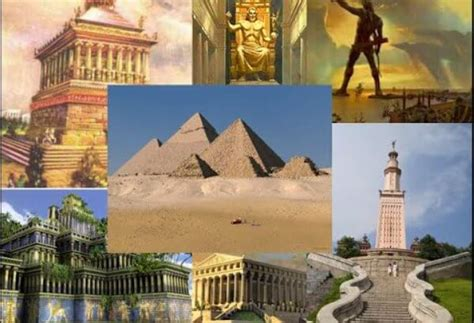 Las 7 maravillas del mundo antiguo   Explicadas una a una