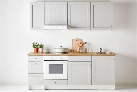 Las cocinas modulares KNOXHULT dan mucho por muy poco   IKEA
