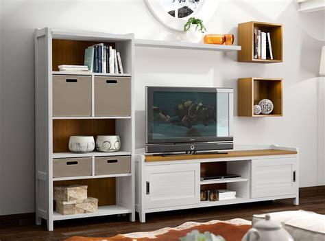 Las combinaciones de salón de Muebles La Fábrica