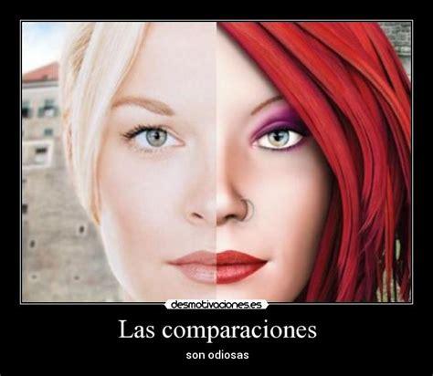 Las comparaciones son odiosas  Spanish lesson – b1 ...